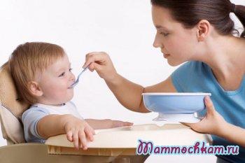Мясо для ребенка