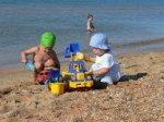 Защита ребенка летом