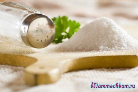 Соль для ребенка до года