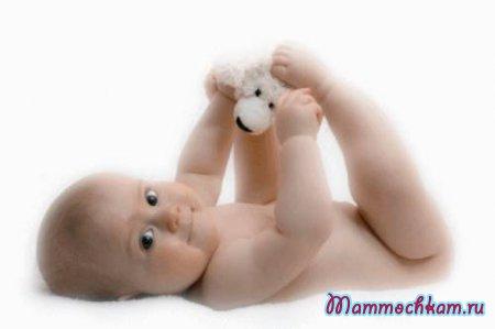 Безопасность грудного ребенка