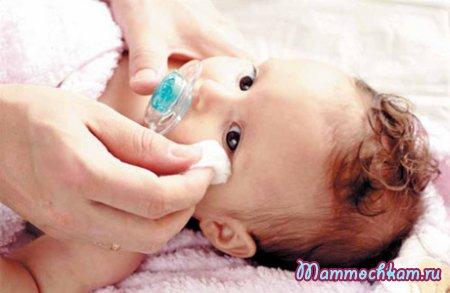 Защита ребенка от микробов