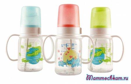 Уход за детскими бутылочками