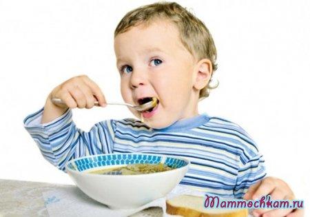 Питание ребенка 2-3 года
