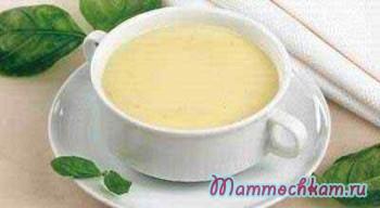 суп пюре для детей
