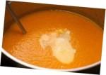 Тыквенный суп для ребенка